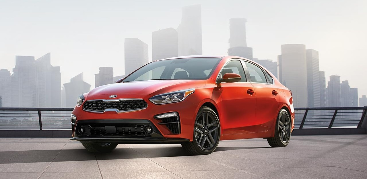 2020 Kia Forte Trim Levels near Littleton CO
