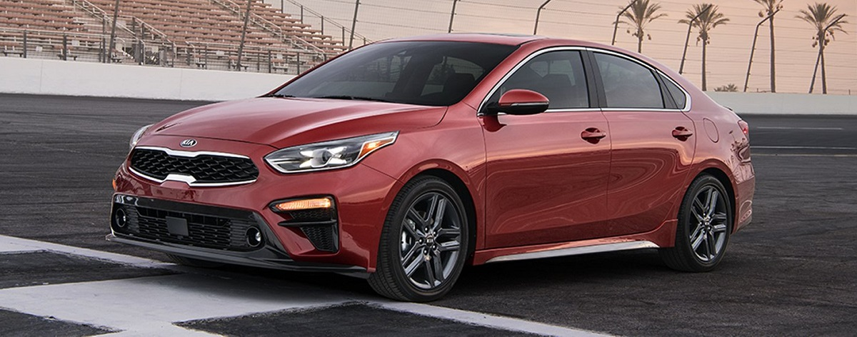 Burlington NC 2019 Kia Forte