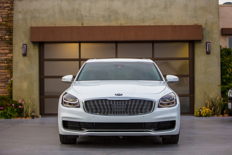 KIA Dealer near Clinton Township MI - 2019 Kia K900