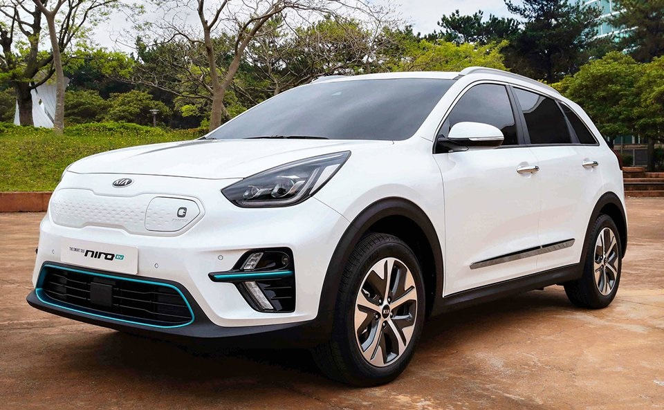 Denver CO - 2019 Kia Niro EV's OVERVIEW