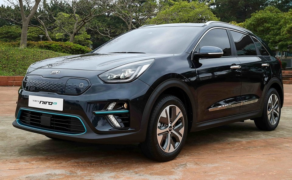 2019 Kia Niro in Burlington NC