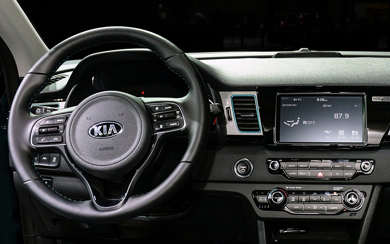Burlington NC - 2019 Kia Niro's Interior