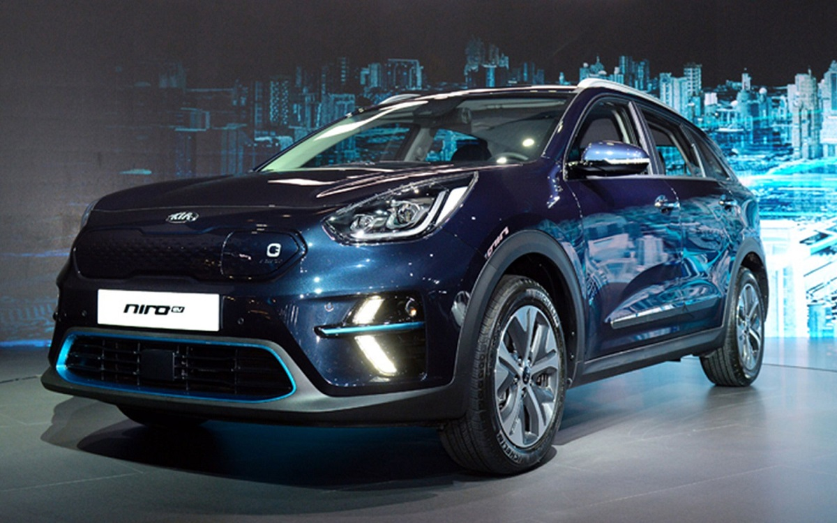 Detroit MI - 2019 Kia Niro EV's Mechanical