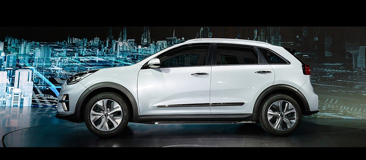 2019 Kia Niro EV - Greensboro North Carolina