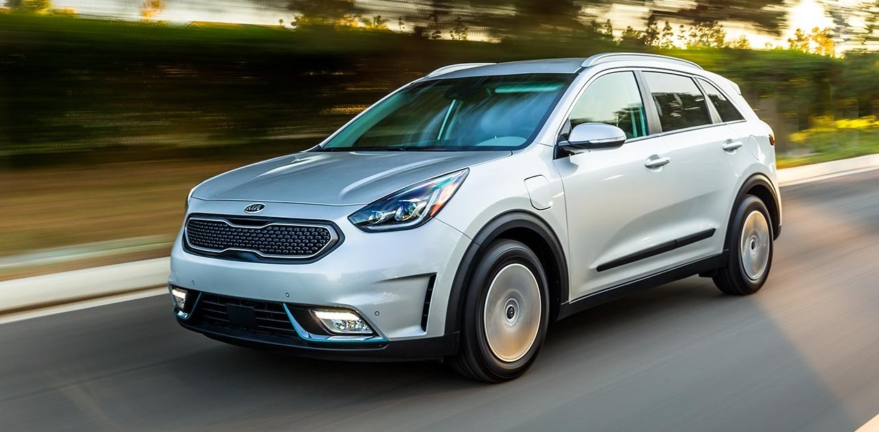 2019 Kia Niro vs 2018 Kia Niro - Burlington NC