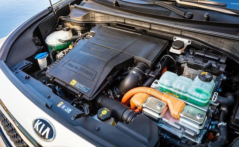 Greensboro NC - 2019 Kia Niro's engine