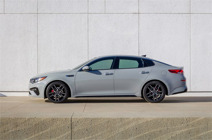 Denver Review - 2019 Kia Optima's Exterior