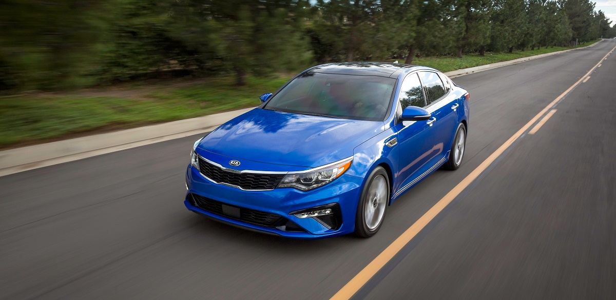 2019 KIA Optima Lease and Specials in Greensboro North Carolina