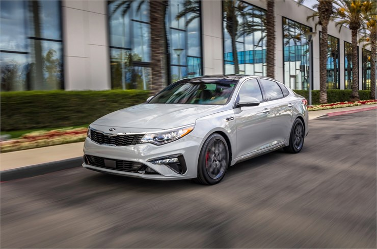 North Carolina KIA Dealership - 2019 Kia Optima