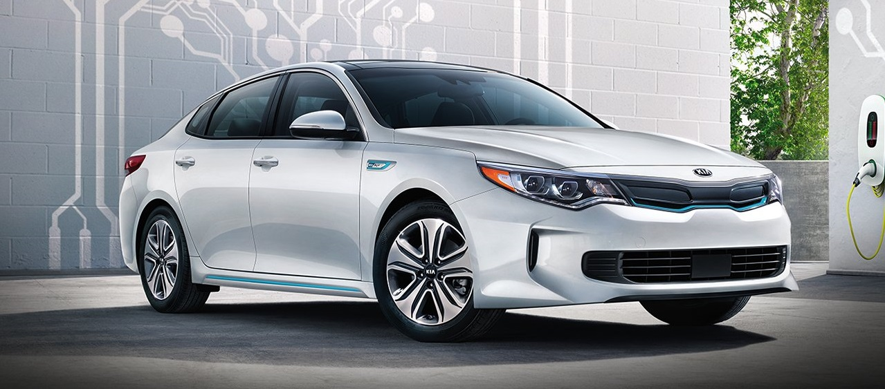 2020 Kia Optima Hybrid In Greensboro Nc