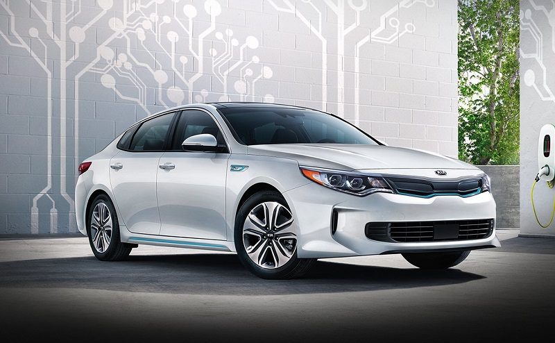 Detroit MI - 2020 KIA Optima Hybrid's Mechanical