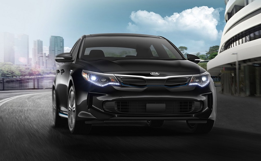 2020 Kia Optima Hybrid near Detroit MI