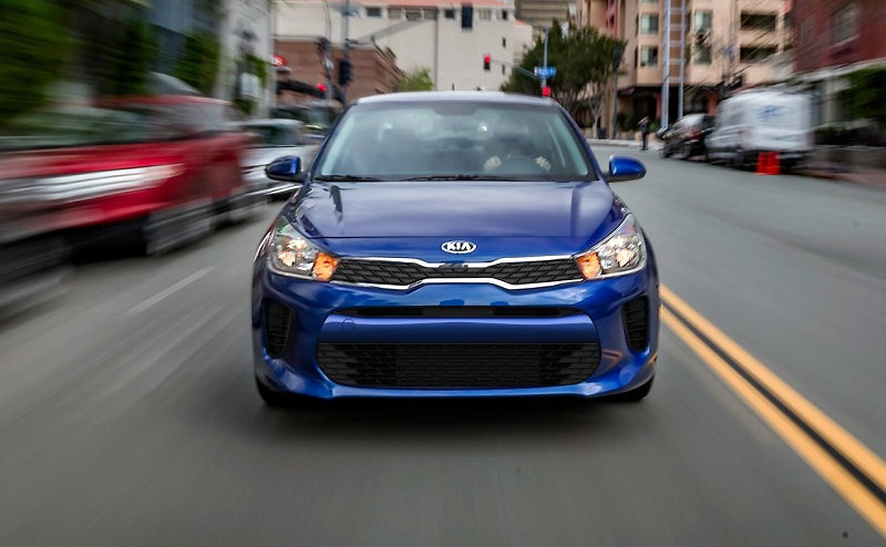 Detroit Michigan - 2019 Kia Rio