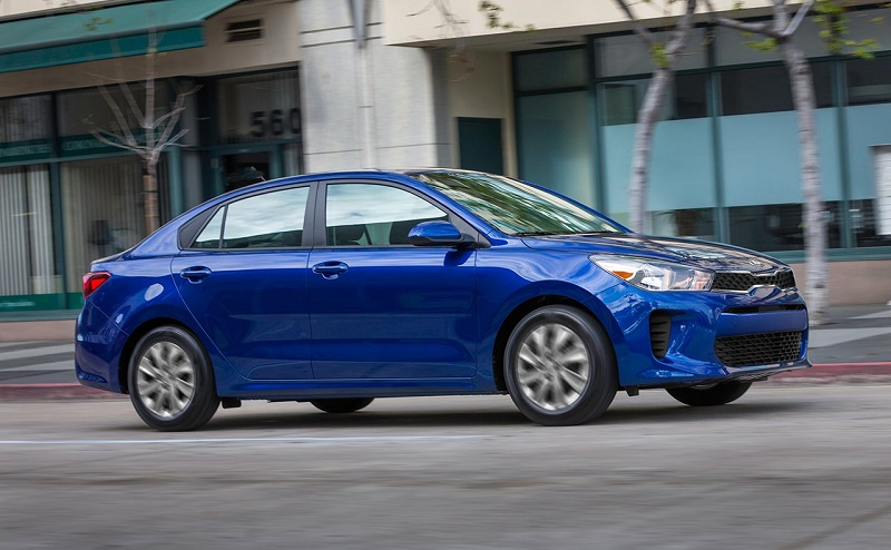 Detroit Michigan - 2019 Kia Rio's Mechanical