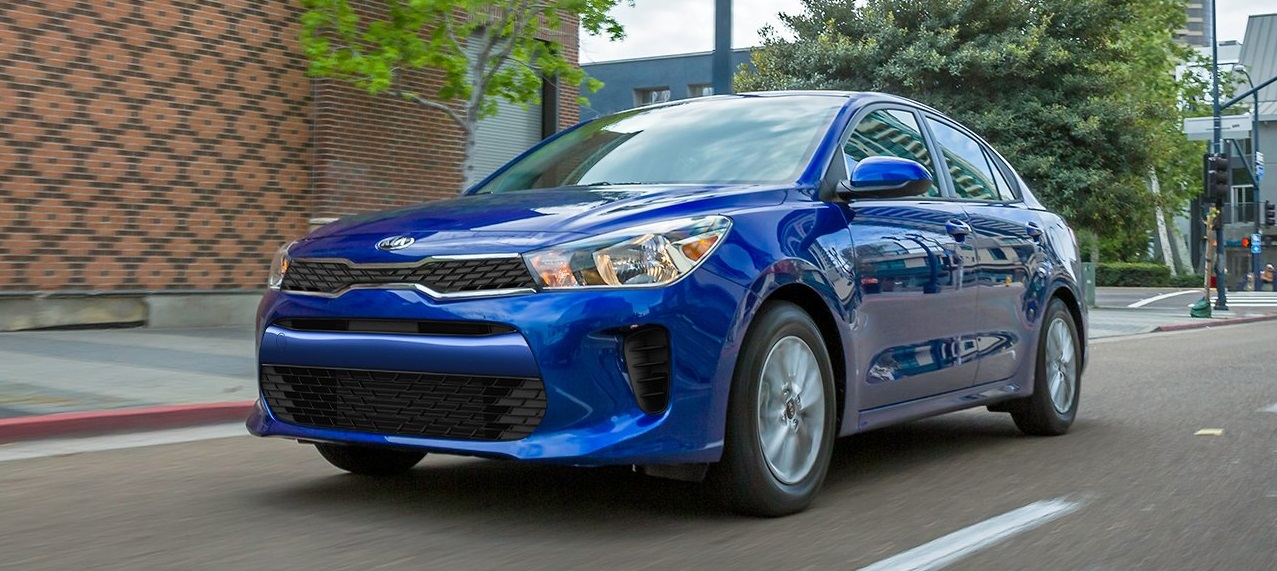 2019 Kia Rio near Denver CO
