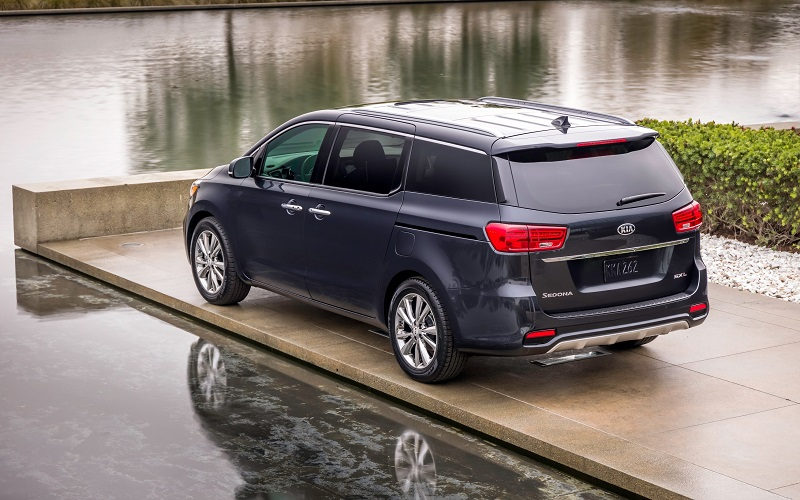 Burlington NC - 2019 Kia Sedona's Mechanical