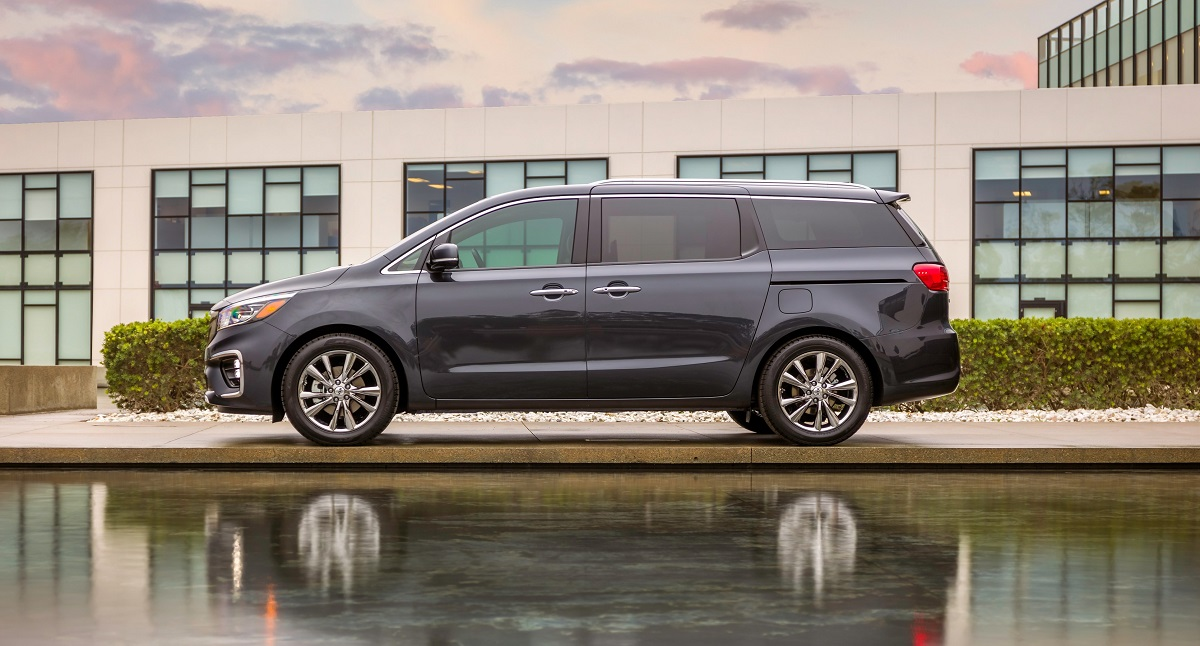 Denver CO - 2019 Kia Sedona