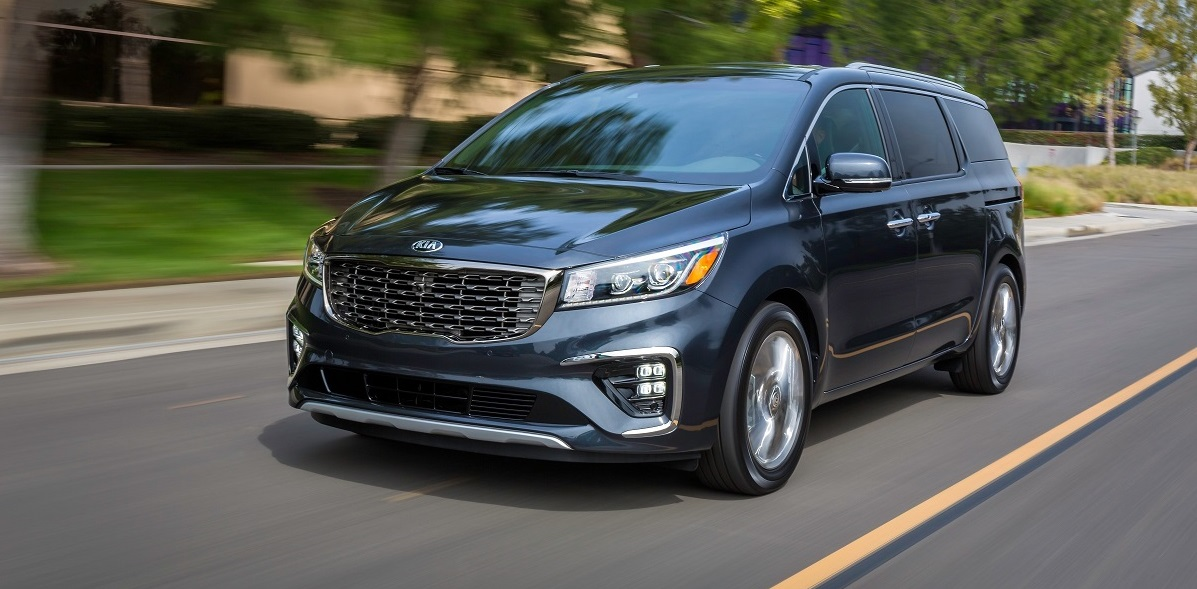 2019 Kia Sedona in Burlington NC