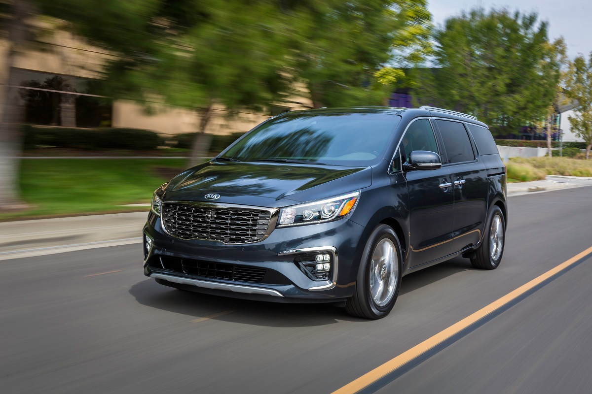 Denver CO - 2019 Kia Sedona's Overview