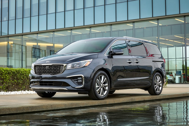 Collision Center in Greensboro NC - 2018 Kia Sedona