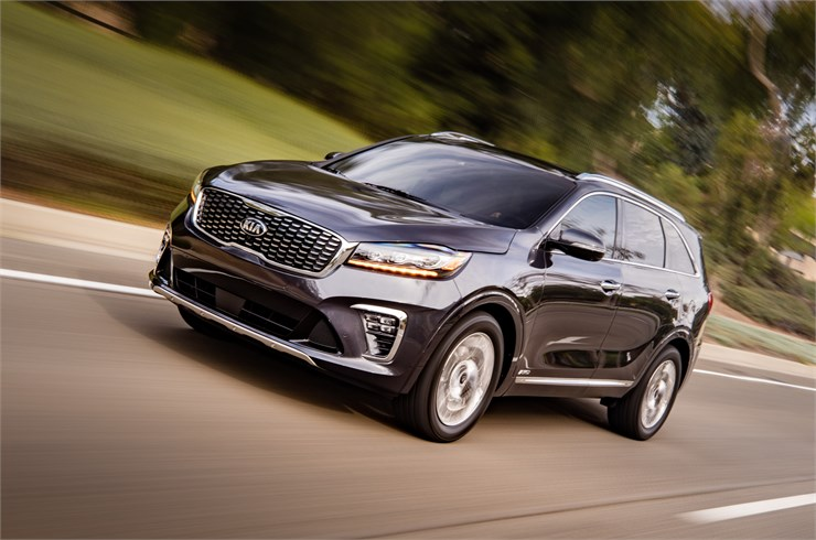 Southfield Michigan - 2019 KIA Sorento Overview