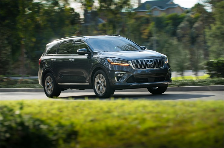 Burlington Area - 2019 Kia Sorento's Overview