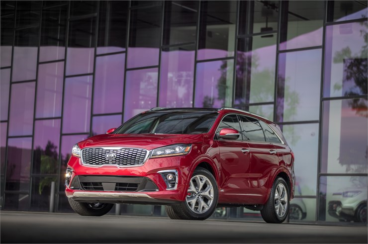 Littleton CO - 2019 Kia Sorento's OVERVIEW