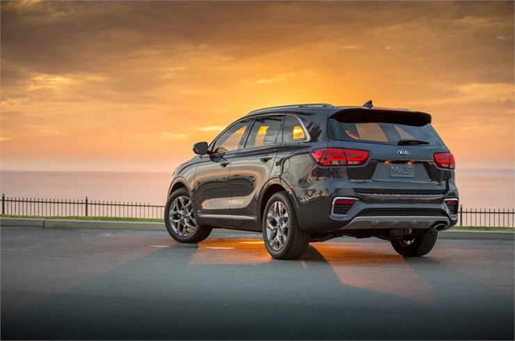 Burlington NC - 2019 Kia Sorento's Overview
