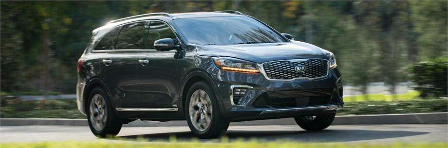 Colorado Review | 2019 KIA Sorento