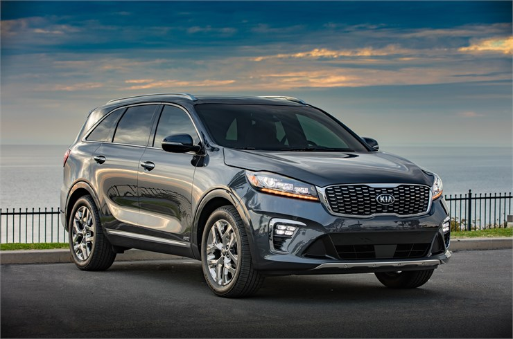 Burlington Area - 2019 Kia Sorento's Exterior