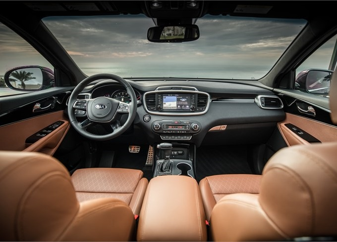 Littleton CO - 2019 Kia Sorento's Interior