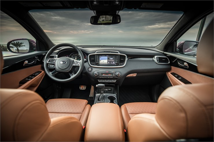 Burlington Area - 2019 Kia Sorento's Interior