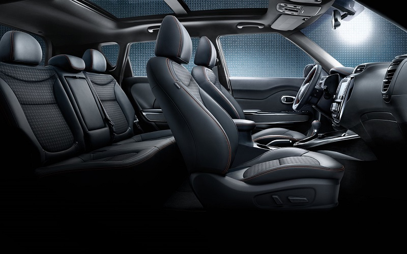 Littleton CO - 2019 Kia Soul's Interior