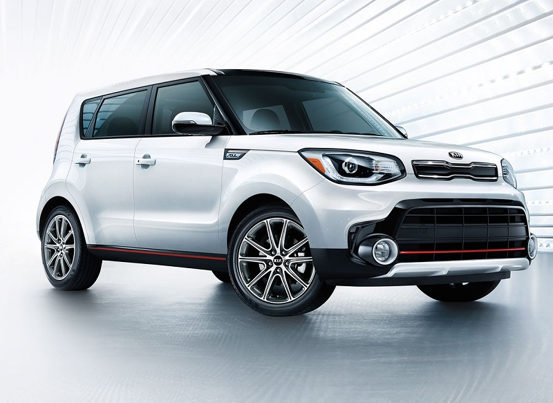Denver CO - 2019 Kia Soul's Exterior