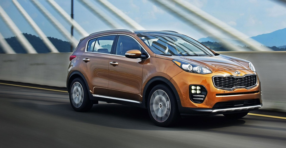 2019 Kia Sportage Lease and Specials in Detroit Michigan