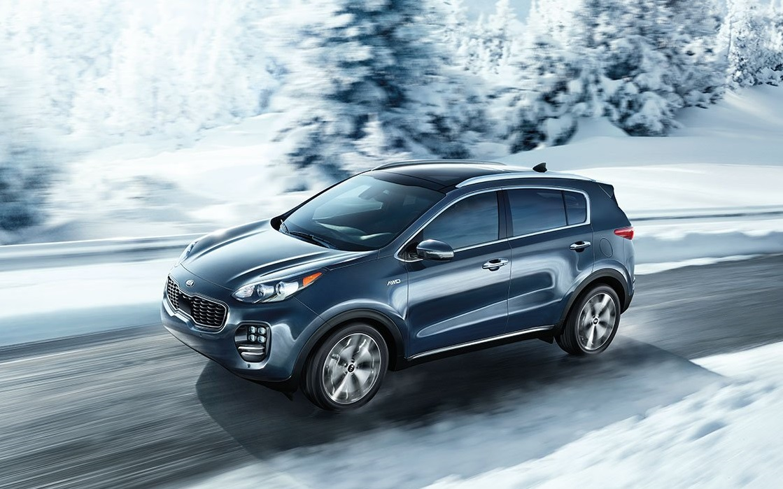 Southfield Michigan - 2019 Kia Sportage's Overview