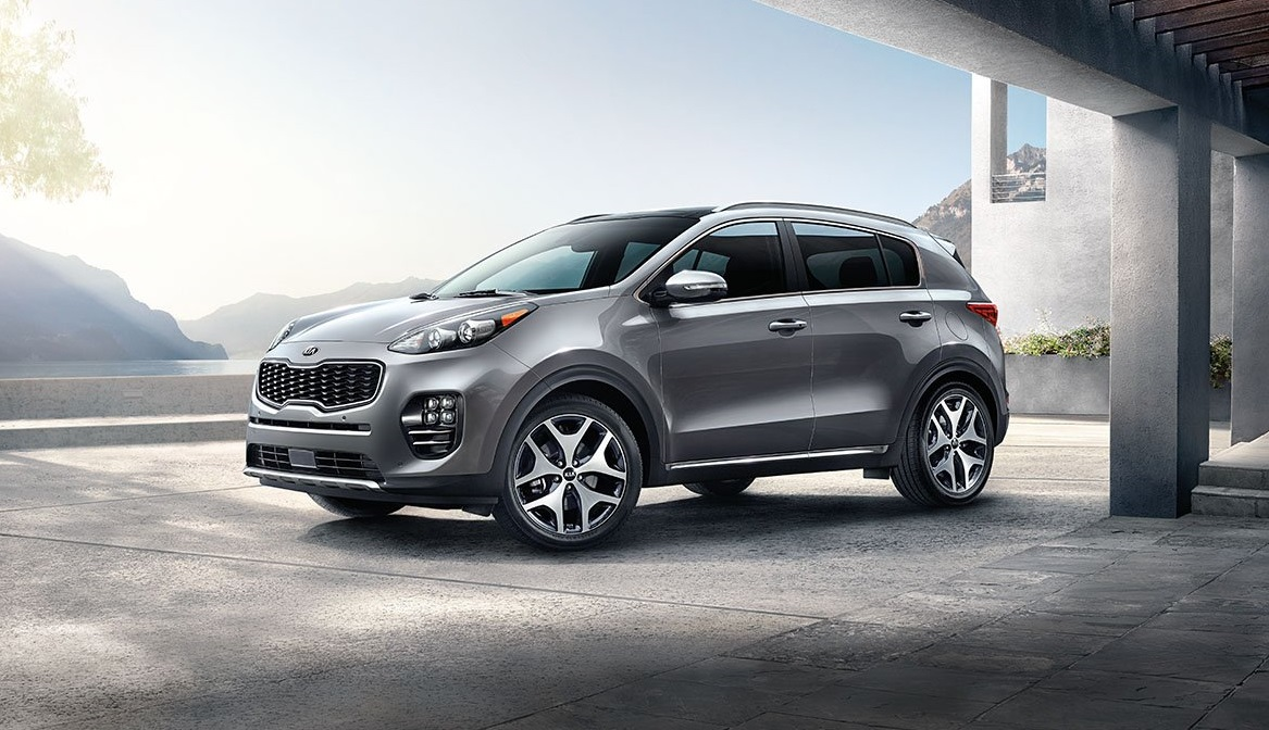 KIA dealer serving Durham NC - 2019 Kia Sportage