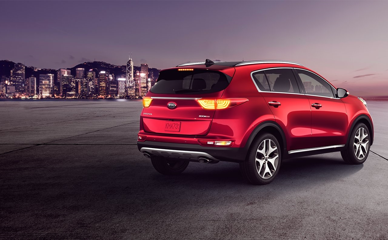 Detroit Michigan - 2019 Kia Sportage's Mechanical