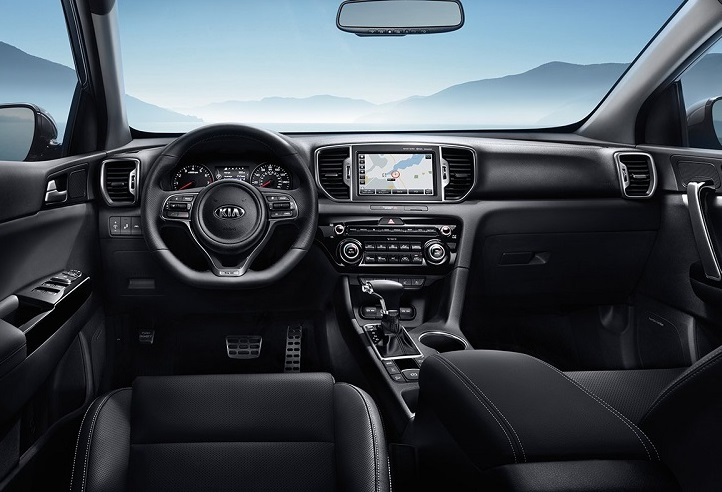 Denver CO - 2020 Kia Sportage's Interior