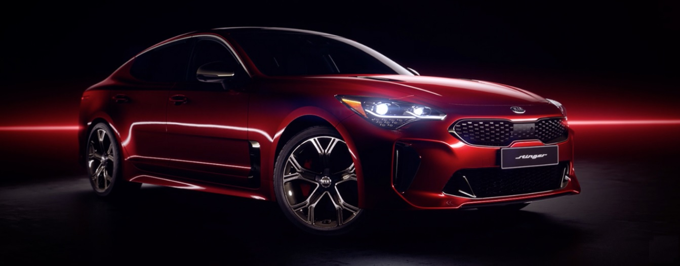 Research 2019 KIA Stinger in Southfield MI