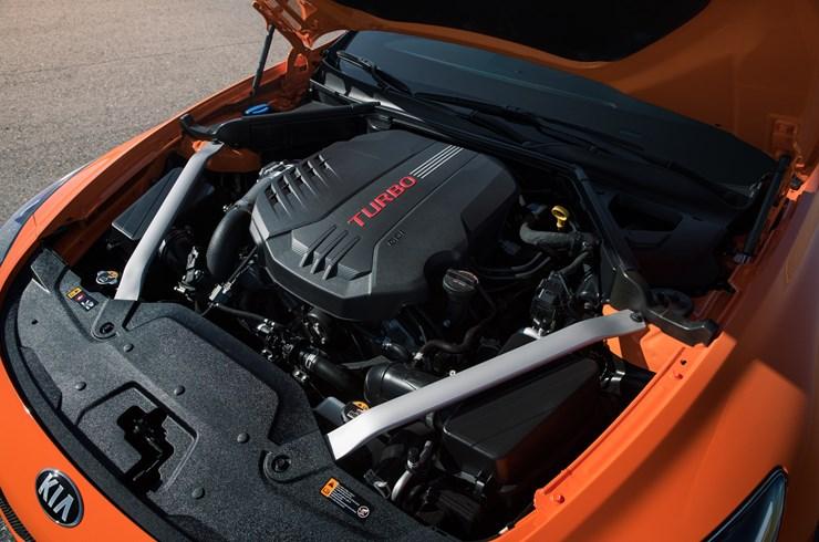 Greensboro NC - 2019 Stinger GTS Limited Edition's Mechanical
