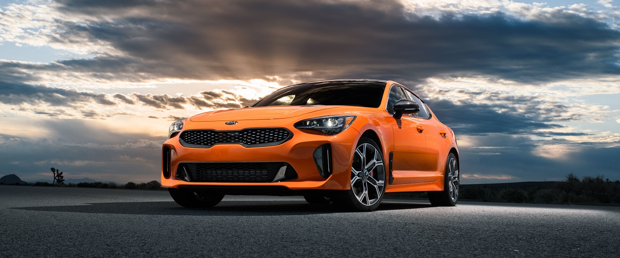 Detroit Review - 2019 Stinger GTS Limited Edition