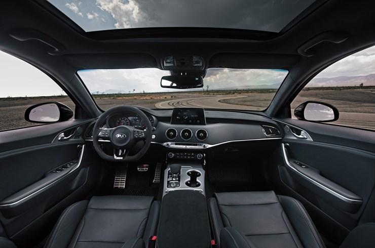 Greensboro NC - 2019 Stinger GTS Limited Edition's Interior