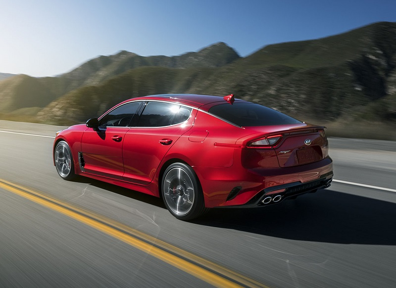 Cary NC - 2019 Kia Stinger's Overview