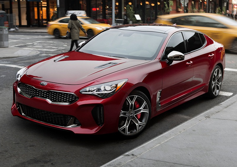 Denver CO - 2019 Kia Stinger's Exterior