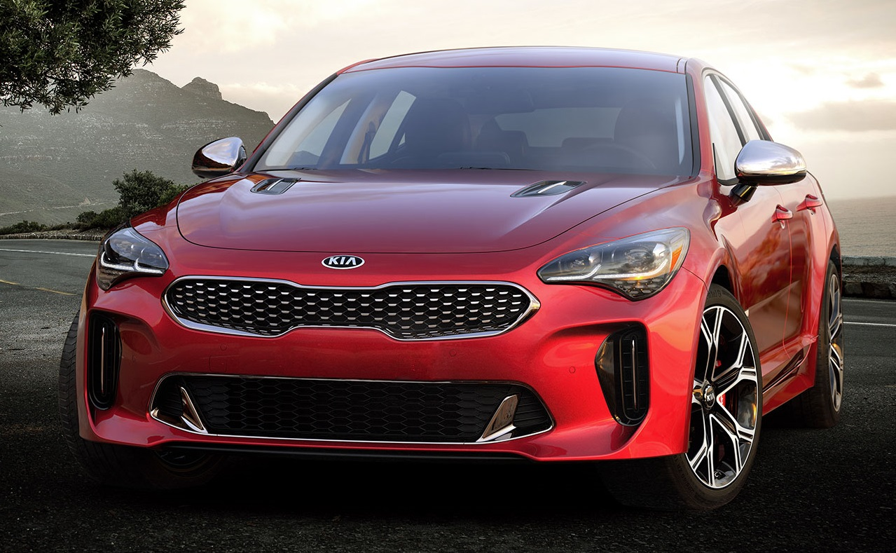 Burlington NC - 2019 Kia Stinger's Overview