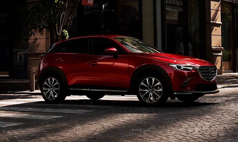 Mazda repair near Charlotte NC - 2019 Mazda CX-3