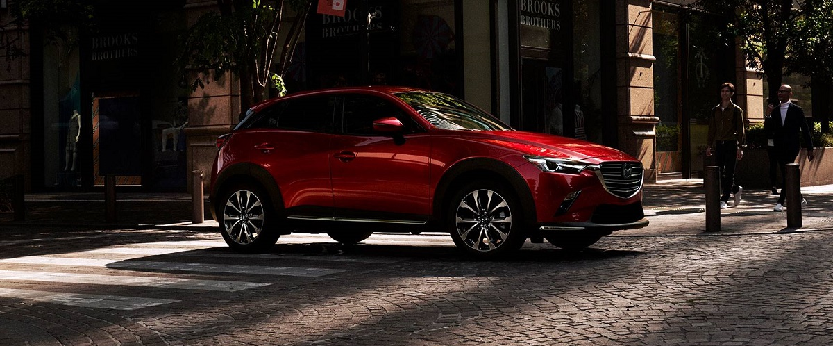 Research 2019 Mazda CX-3 near Mooresville NC