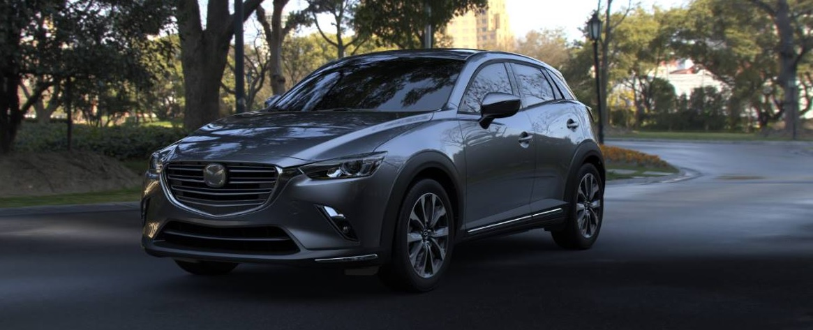 Charlotte North Carolina - 2019 Mazda CX-3's Overview