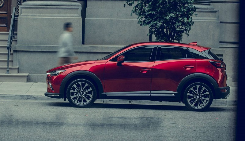 Charlotte North Carolina - 2019 Mazda CX-3's Exterior